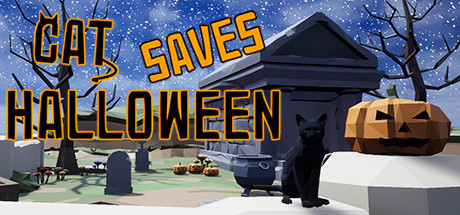 Cat Saves Halloween PC Game Free Download