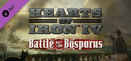 Hearts of Iron IV Battle for the Bosporus Mac Free Download Games