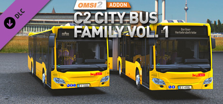 OMSI 2 Add On C2 Stadtbus Familie Vol. 1 Game Download