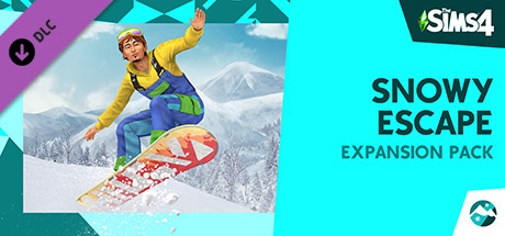 The Sims 4 Snowy Escape Expansion Pack Game Download